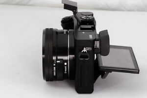 """Excellent Like New"" SONY A6000; Latest FW 3.2, low clicks; Bag"