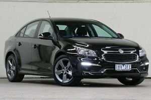 2016 Holden Cruze Black Sports Automatic Sedan Vermont Whitehorse Area Preview