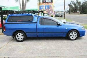 2006 Ford Falcon BF Mk II XT Blue Barrack Heights Shellharbour Area Preview