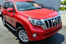 2015 Toyota Landcruiser Prado GDJ150R Kakadu Wildfire 6 Speed Sports Automatic Wagon Claremont Nedlands Area Preview