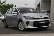 2017 Kia Rio YB MY17 S Silver 4 Speed Sports Automatic Hatchback Kirrawee Sutherland Area Preview