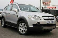 2010 Holden Captiva  Silver Sports Automatic Wagon Keysborough Greater Dandenong Preview
