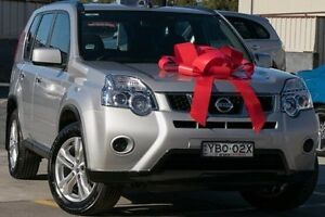 2013 Nissan X-Trail T31 Series V Adventure Edition Silver 1 Speed Constant Variable Wagon Thornleigh Hornsby Area Preview