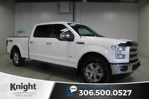 2015 Ford F-150 Lariat Navigation, Moon Roof