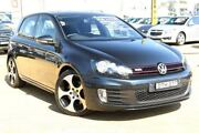 2012 Volkswagen Golf VI MY12.5 GTi Grey 6 Speed Manual Hatchback Lansvale Liverpool Area Preview