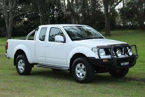 2013 Nissan Navara D40 MY12 ST-X (4x4) White 6 Speed Manual UTILITY - EXTENDED CAB Port Macquarie Port Macquarie City Preview