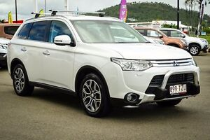 2014 Mitsubishi Outlander ZJ MY14.5 Aspire 4WD Starlight 6 Speed Sports Automatic Wagon Garbutt Townsville City Preview