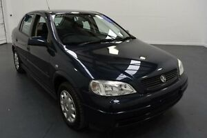 2003 Holden Astra TS CD Blue 4 Speed Automatic Hatchback Moorabbin Kingston Area Preview