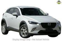 2015 Mazda CX-3 DK2W76 Maxx SKYACTIV-MT White 6 Speed Manual Wagon Mount Gambier Grant Area Preview