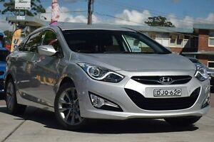 2014 Hyundai i40 VF 2 Elite Silver 6 Speed Automatic Sedan Waitara Hornsby Area Preview
