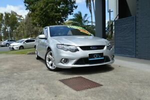 2011 Ford Falcon FG XR6 Limited Edition Silver 6 Speed Manual Sedan Ashmore Gold Coast City Preview