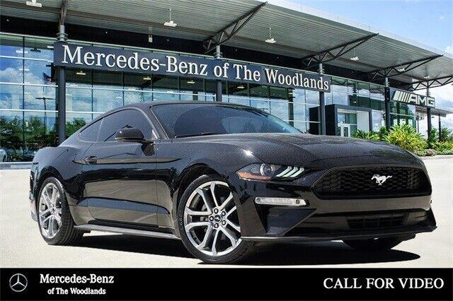 Image 1 Coche Americano usado Ford Mustang 2018
