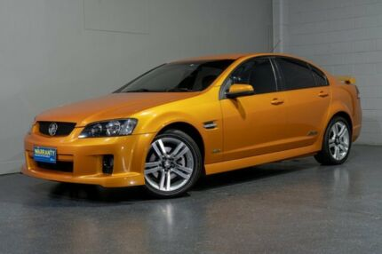 2010 Holden Commodore VE MY10 SS Orange 6 Speed Automatic Sedan Woodridge Logan Area Preview
