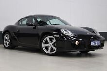 2007 Porsche Cayman 987 Black 5 Speed Manual Coupe Bentley Canning Area Preview