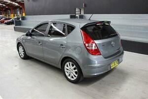 2009 Hyundai i30 FD MY09 SLX Grey 5 Speed Manual Hatchback Maryville Newcastle Area Preview
