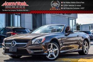 2014 Mercedes-Benz SL 550 |SportsWheelPkg|MagicSky|Nav|H/K Audio