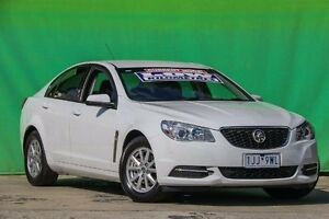 2013 Holden Commodore VF MY14 Evoke White 6 Speed Sports Automatic Sedan Ringwood East Maroondah Area Preview