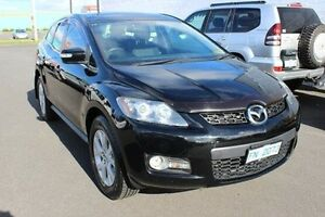 2007 Mazda CX-7 ER1031 MY07 Classic Black 6 Speed Sports Automatic Wagon Devonport Devonport Area Preview