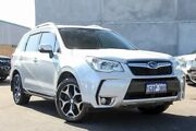 2014 Subaru Forester S4 MY14 XT Lineartronic AWD Premium White 8 Speed Constant Variable Wagon Osborne Park Stirling Area Preview