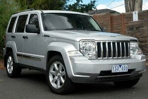 2011 Jeep Cherokee Silver Automatic Wagon Heidelberg Heights Banyule Area Preview