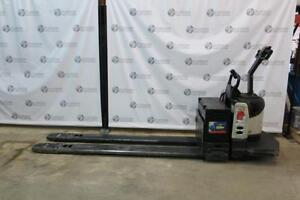 CROWN, PE-4500-80, ELECTRIC PALLET TRUCK