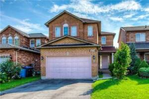 4BR 4WR Detached in Mississauga near Creditview/Bristol