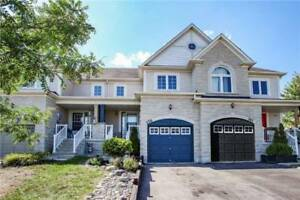 CLARINGTON FREEHOLD TOWNHOUSE!