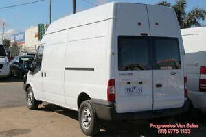 2011 Ford Transit High Roof 6 Speed Manual Van