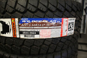 37x13.50R24 Falken Wildpeak AT - LOWEST PRICE IN CANADA$$$