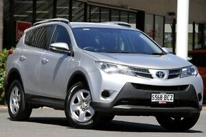 2013 Toyota RAV4 ZSA42R GX 2WD Silver Pearl 7 Speed Constant Variable Wagon Christies Beach Morphett Vale Area Preview