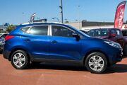 2014 Hyundai ix35 LM3 MY14 Active Blue 6 Speed Sports Automatic Wagon Wangara Wanneroo Area Preview