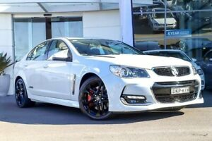 2016 Holden Commodore VF II MY16 SS V Redline White 6 Speed Sports Automatic Sedan Sutherland Sutherland Area Preview