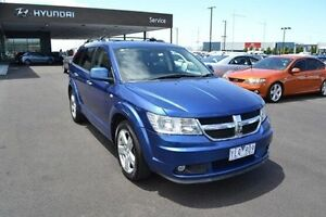 2008 Dodge Journey JC R/T Blue Automatic Strathmore Heights Moonee Valley Preview