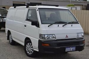 2005 Mitsubishi Express SJ M05 SWB White 5 Speed Manual Van Wangara Wanneroo Area Preview