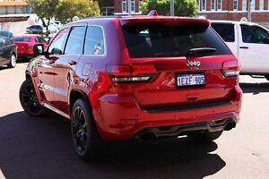 2013 Jeep Grand Cherokee WK MY2014 SRT Burgundy 8 Speed Sports Automatic Wagon Northbridge Perth City Area Preview