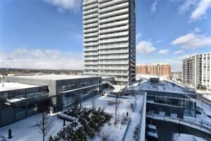 Apartment, Two bedrooms, two bathrooms in Richmond Hill for ren
