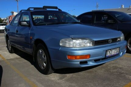 1996 Toyota Camry SXV10R CSi Blue 4 Speed Automatic Sedan