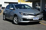 2018 Toyota Corolla ZRE182R Ascent Sport S-CVT Silver 7 Speed Constant Variable Hatchback Claremont Nedlands Area Preview