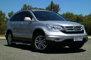 2012 Honda CR-V RE MY2011 Luxury 4WD Silver 5 Speed Automatic Wagon Wilson Canning Area Preview