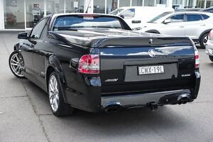 2013 Holden Ute VE II MY12.5 SS V Z Series Black 6 Speed Sports Automatic Utility Kings Park Blacktown Area Preview