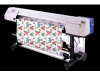 Mimaki Tx2 large format textile printer