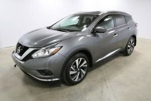 2018 Nissan Murano Heated Seats, 20 Wheels, Apple CarPlay and An