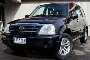 2004 Suzuki XL-7 Black Automatic Wagon Dandenong Greater Dandenong Preview