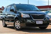 2009 Chrysler Grand Voyager RT 5th Gen MY08 LX Black 6 Speed Automatic Wagon East Rockingham Rockingham Area Preview