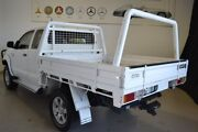 2007 Toyota Hilux KUN26R MY07 SR Xtra Cab White 5 Speed Manual Cab Chassis Wagga Wagga Wagga Wagga City Preview