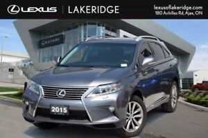 2015 Lexus RX 350 Touring, No Accidents, Leather / Roof / Naviga