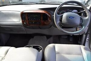 2004 Ford F150 White Automatic Utility Cooee Burnie Area Preview