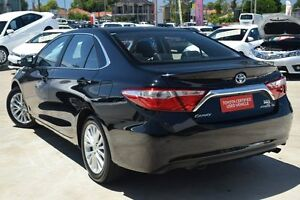 2015 Toyota Camry AVV50R MY15 Atara SL Hybrid Black Continuous Variable Sedan Old Guildford Fairfield Area Preview