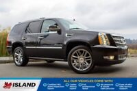 2012 Cadillac Escalade Platinum, Low KM, One Owner, 7 Seater