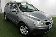 2010 Holden Captiva CG MY10 5 AWD Grey 5 Speed Sports Automatic Wagon Moonah Glenorchy Area Preview